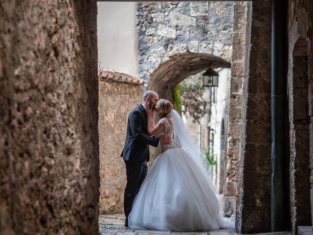Il matrimonio di Yuri e Luisa a Massa Marittima, Grosseto 17