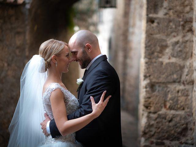 Il matrimonio di Yuri e Luisa a Massa Marittima, Grosseto 18