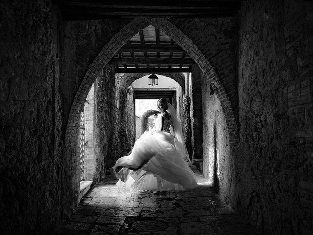 Il matrimonio di Yuri e Luisa a Massa Marittima, Grosseto 19