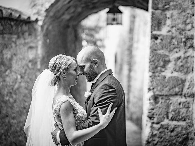 Il matrimonio di Yuri e Luisa a Massa Marittima, Grosseto 25