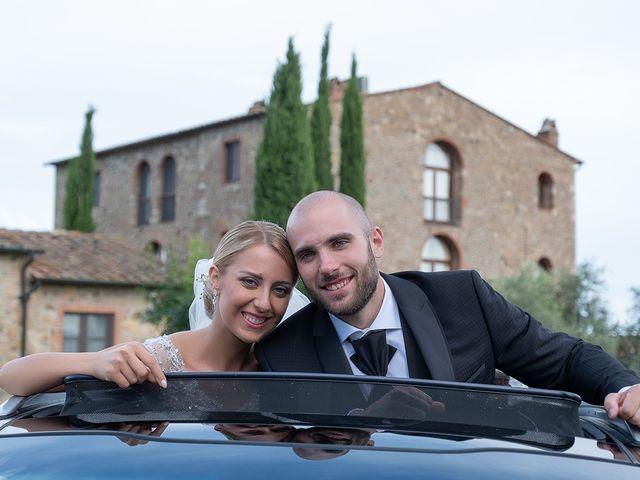 Il matrimonio di Yuri e Luisa a Massa Marittima, Grosseto 29