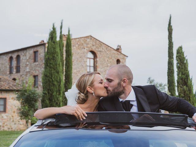 Il matrimonio di Yuri e Luisa a Massa Marittima, Grosseto 30