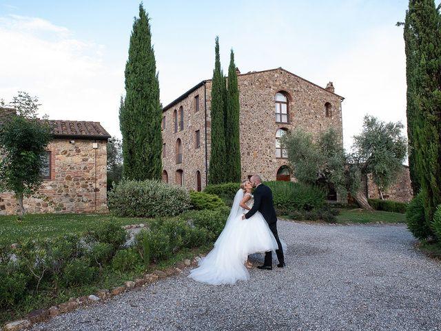 Il matrimonio di Yuri e Luisa a Massa Marittima, Grosseto 31