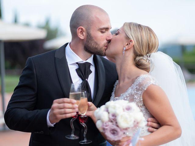 Il matrimonio di Yuri e Luisa a Massa Marittima, Grosseto 34