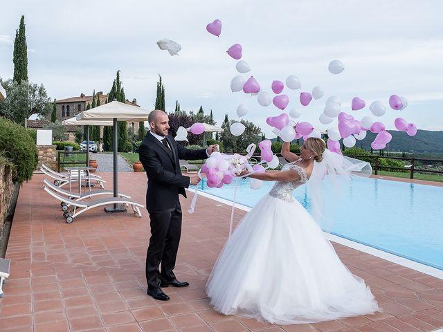 Il matrimonio di Yuri e Luisa a Massa Marittima, Grosseto 35