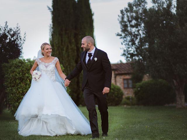 Il matrimonio di Yuri e Luisa a Massa Marittima, Grosseto 37