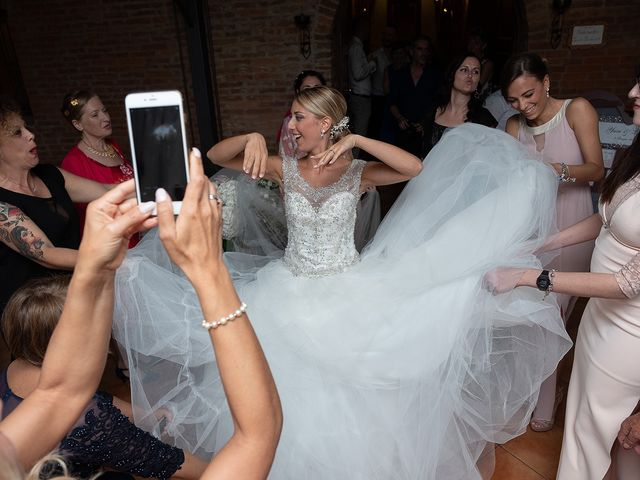 Il matrimonio di Yuri e Luisa a Massa Marittima, Grosseto 41