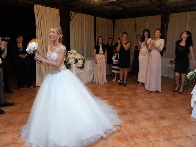 Il matrimonio di Yuri e Luisa a Massa Marittima, Grosseto 43