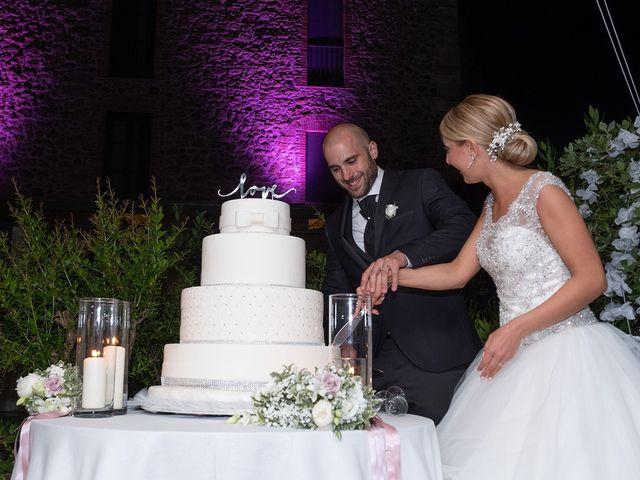 Il matrimonio di Yuri e Luisa a Massa Marittima, Grosseto 45