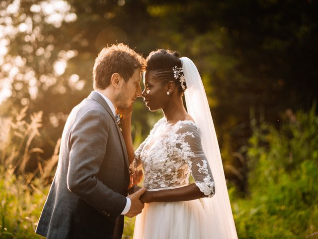 Le nozze di Grace e Fabio