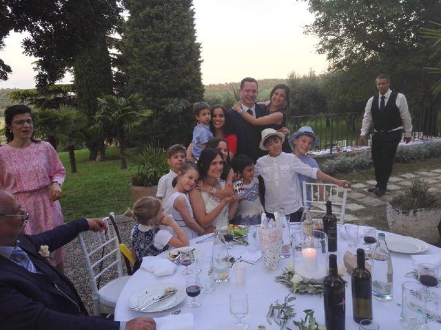 Il matrimonio di Florent e Anna a Lonato del Garda, Brescia 4