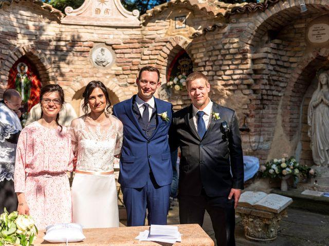 Il matrimonio di Florent e Anna a Lonato del Garda, Brescia 7