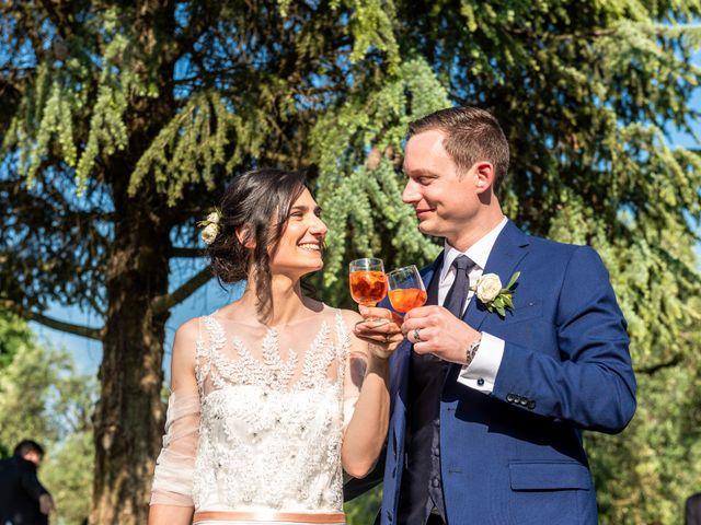 Il matrimonio di Florent e Anna a Lonato del Garda, Brescia 8