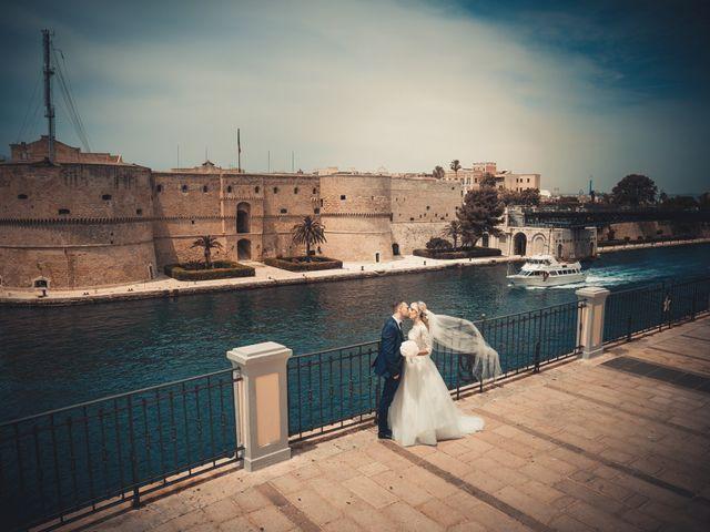 Il matrimonio di Francesco e Annalisa a Taranto, Taranto 30