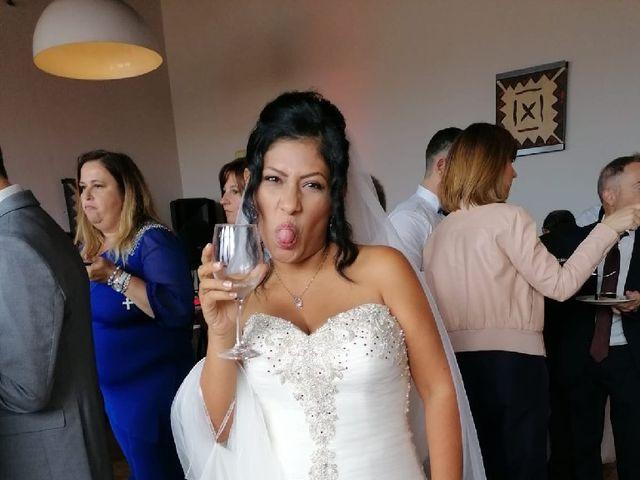Il matrimonio di Gianluca e Luz Maria  a Sutri, Viterbo 6