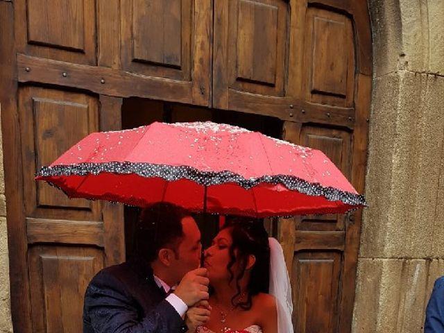 Il matrimonio di Gianluca e Luz Maria  a Sutri, Viterbo 8
