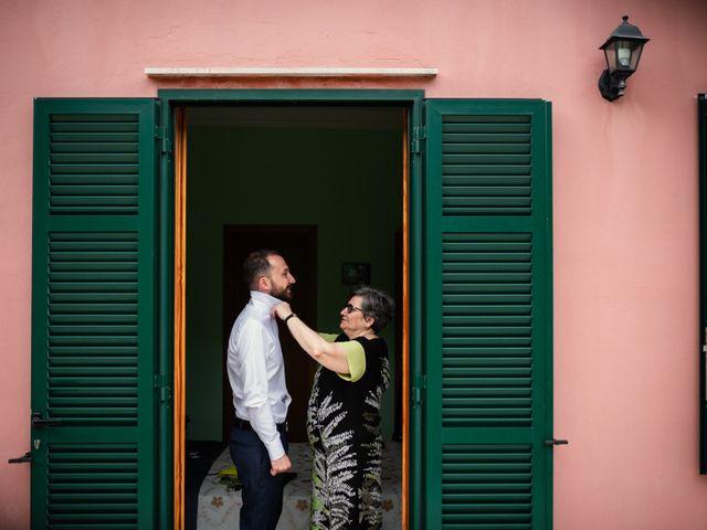 Il matrimonio di Andrea e Chiara a Genova, Genova 3