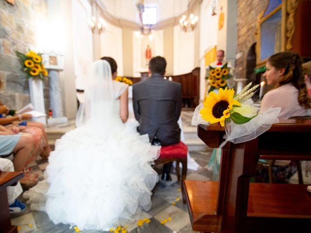 Il matrimonio di Daniele e Lucia a Castelnuovo Magra, La Spezia 10