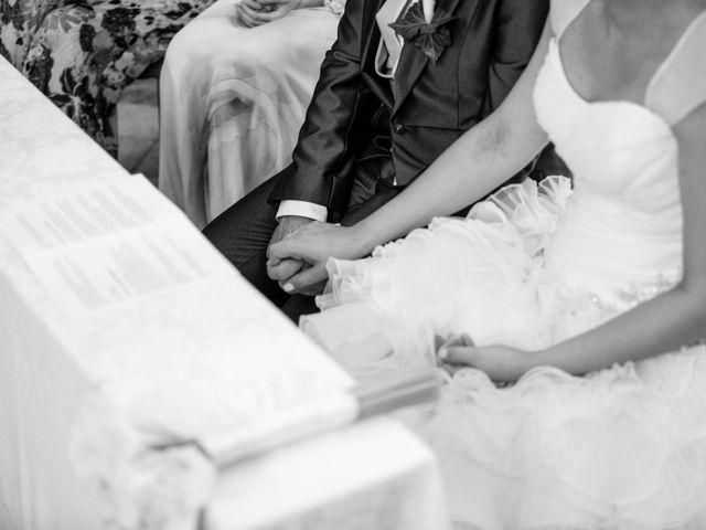 Il matrimonio di Daniele e Lucia a Castelnuovo Magra, La Spezia 11