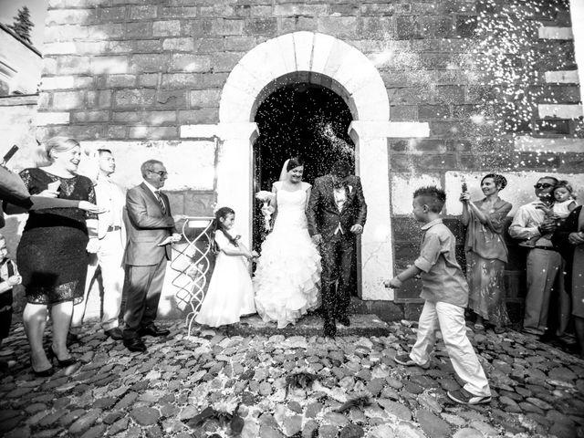 Il matrimonio di Daniele e Lucia a Castelnuovo Magra, La Spezia 14