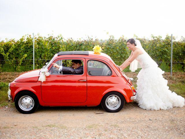 Il matrimonio di Daniele e Lucia a Castelnuovo Magra, La Spezia 17