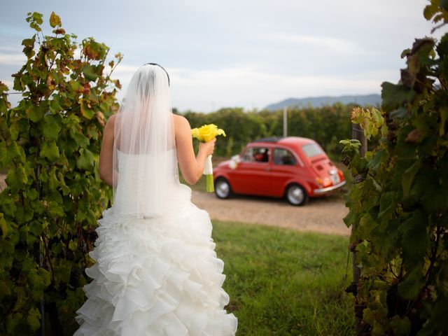 Il matrimonio di Daniele e Lucia a Castelnuovo Magra, La Spezia 23