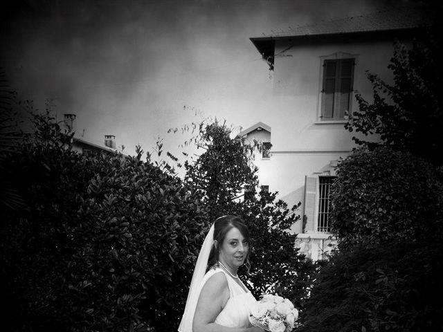 Il matrimonio di Damiano e Samuela a Vertemate con Minoprio, Como 6