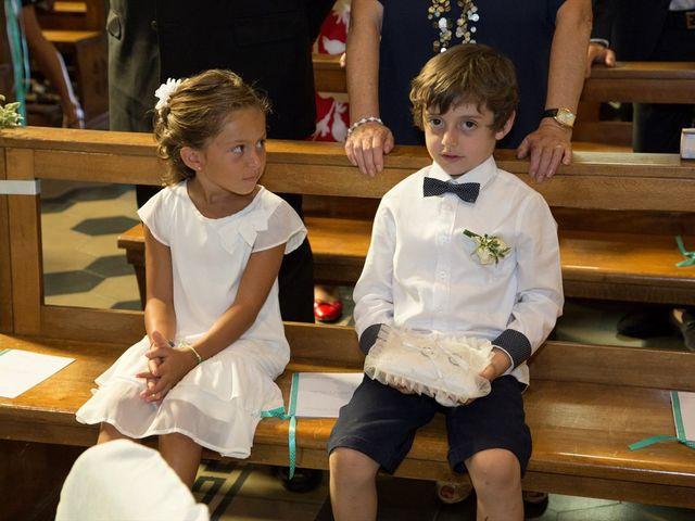 Il matrimonio di Damiano e Samuela a Vertemate con Minoprio, Como 12