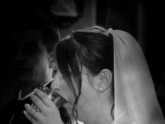 Il matrimonio di Damiano e Samuela a Vertemate con Minoprio, Como 15
