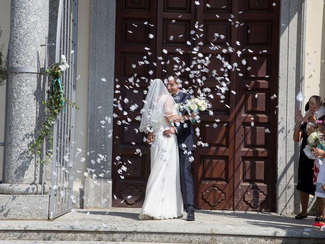Il matrimonio di Damiano e Samuela a Vertemate con Minoprio, Como 17