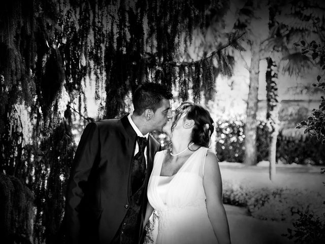 Il matrimonio di Damiano e Samuela a Vertemate con Minoprio, Como 28