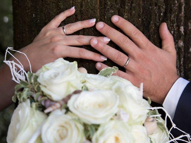 Il matrimonio di Damiano e Samuela a Vertemate con Minoprio, Como 29