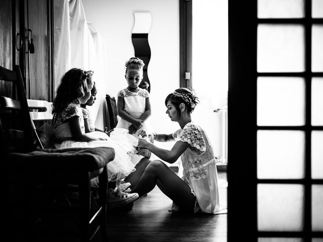 Il matrimonio di Massimo e Anastasia a Carcare, Savona 16