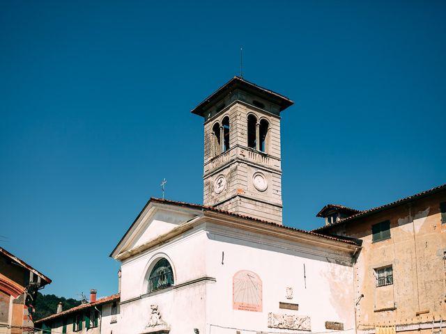 Il matrimonio di Massimo e Anastasia a Carcare, Savona 36