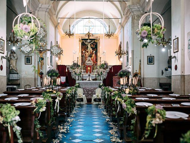 Il matrimonio di Massimo e Anastasia a Carcare, Savona 37