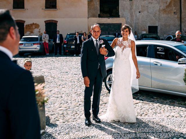 Il matrimonio di Massimo e Anastasia a Carcare, Savona 41