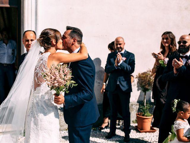 Il matrimonio di Massimo e Anastasia a Carcare, Savona 43