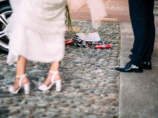 Il matrimonio di Massimo e Anastasia a Carcare, Savona 57