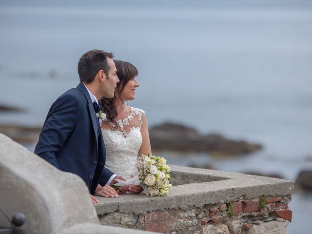 Il matrimonio di Davide e Erica a Genova, Genova 1
