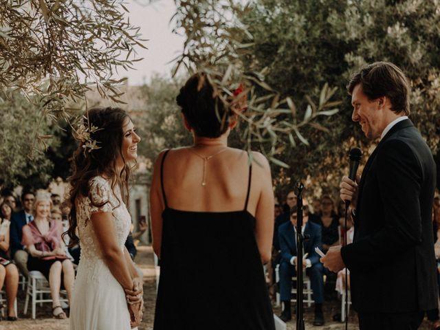 Le nozze di Chiara e Matthew