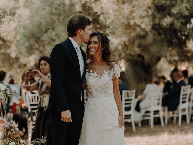 Il matrimonio di Matthew e Chiara a Enna, Enna 128