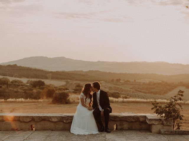 Il matrimonio di Matthew e Chiara a Enna, Enna 151