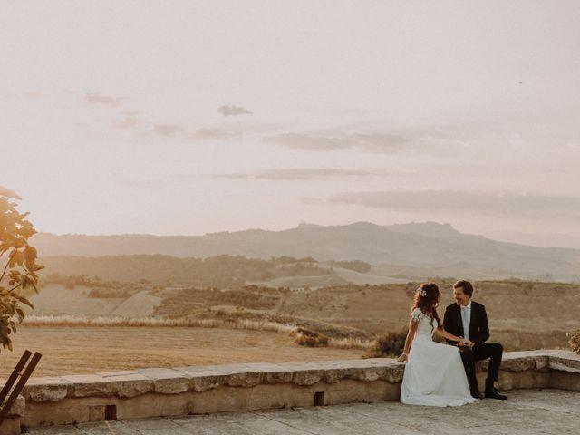Il matrimonio di Matthew e Chiara a Enna, Enna 153