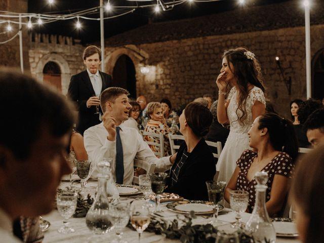 Il matrimonio di Matthew e Chiara a Enna, Enna 191