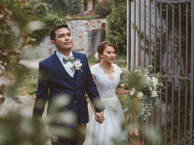 Il matrimonio di Jamie e Via a Lucca, Lucca 2