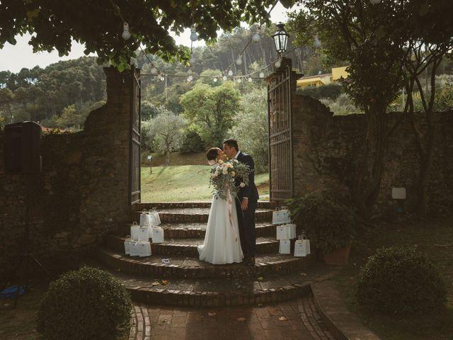 Il matrimonio di Jamie e Via a Lucca, Lucca 6