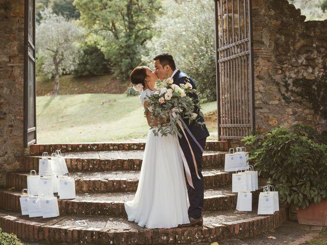 Il matrimonio di Jamie e Via a Lucca, Lucca 8