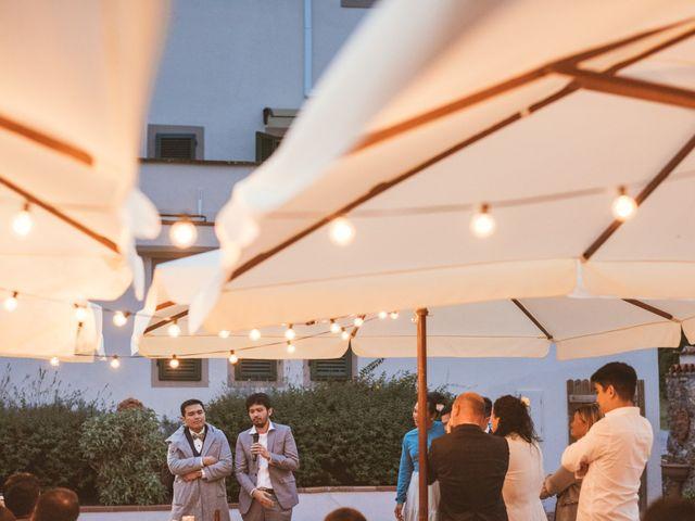 Il matrimonio di Jamie e Via a Lucca, Lucca 11