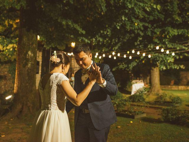 Il matrimonio di Jamie e Via a Lucca, Lucca 12