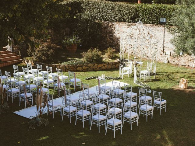 Il matrimonio di Jamie e Via a Lucca, Lucca 40